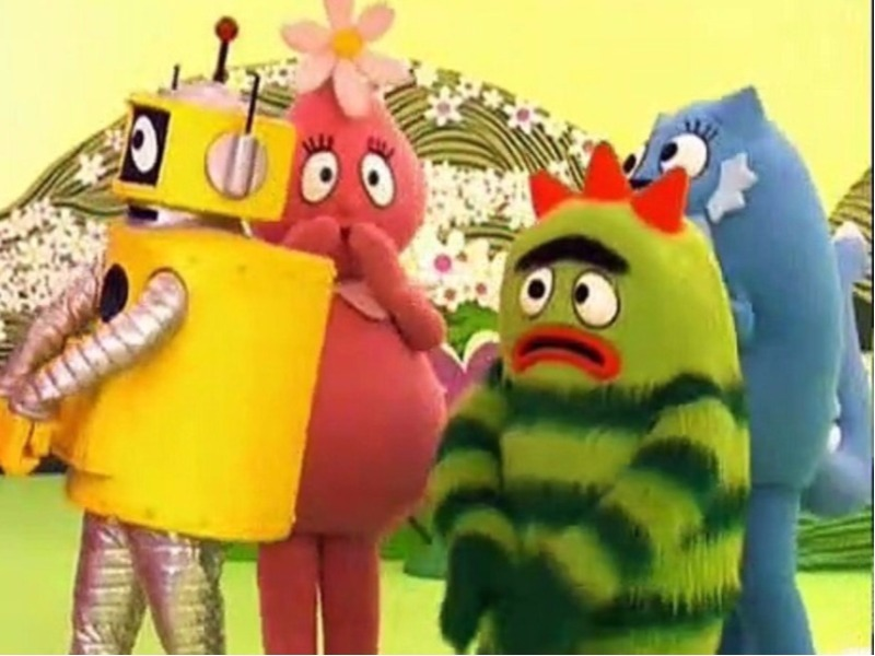 Most Annoying Kids' TV Characters Brobee Yo Gabba Gabba