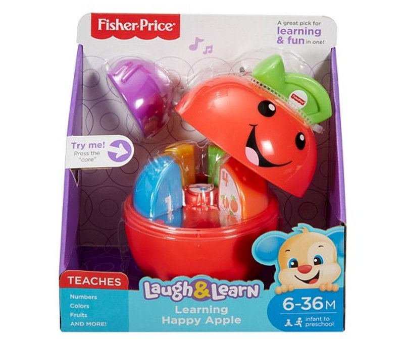 Fisher Price Laugh and Learn Happy Apple KMart