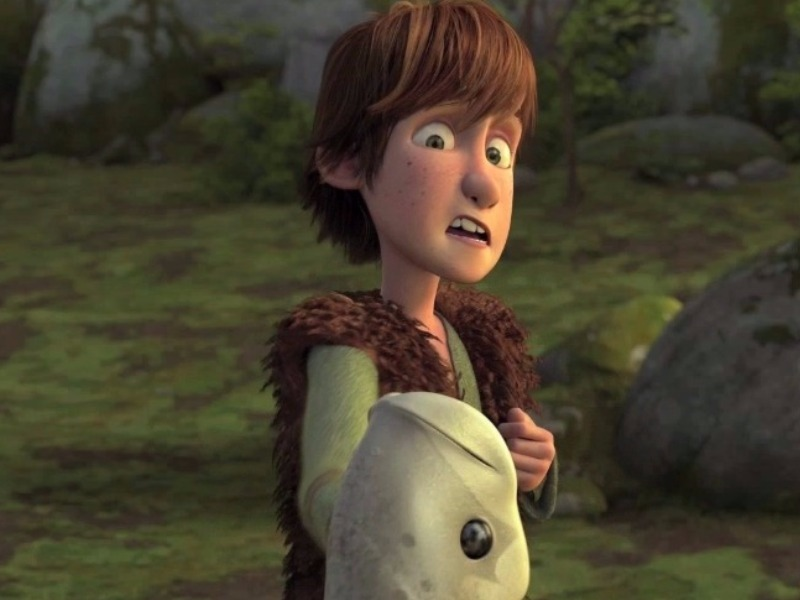Most Annoying Kids' TV Characters Hiccup from Dragons