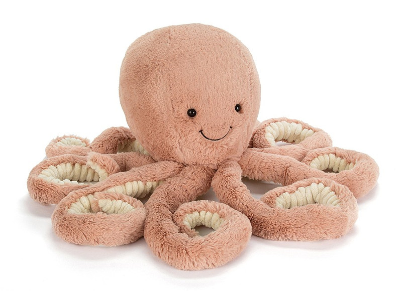 Jellycat Odell Octopus cuddly toy