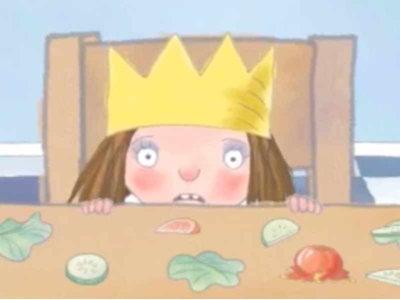 Most Annoying Kids' TV Characters Little Princess