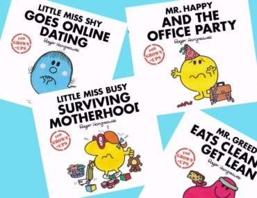 Mr Men books for adults