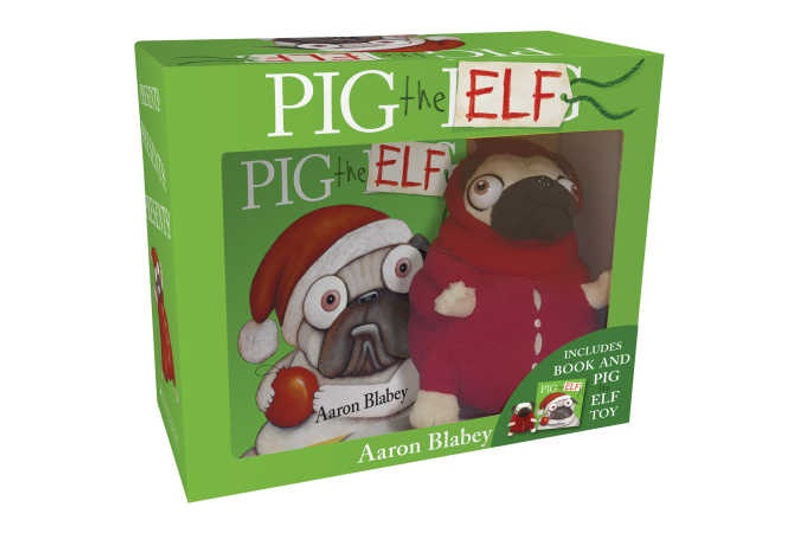 Pig the Elf little kids Christmas Gift Guide 2017