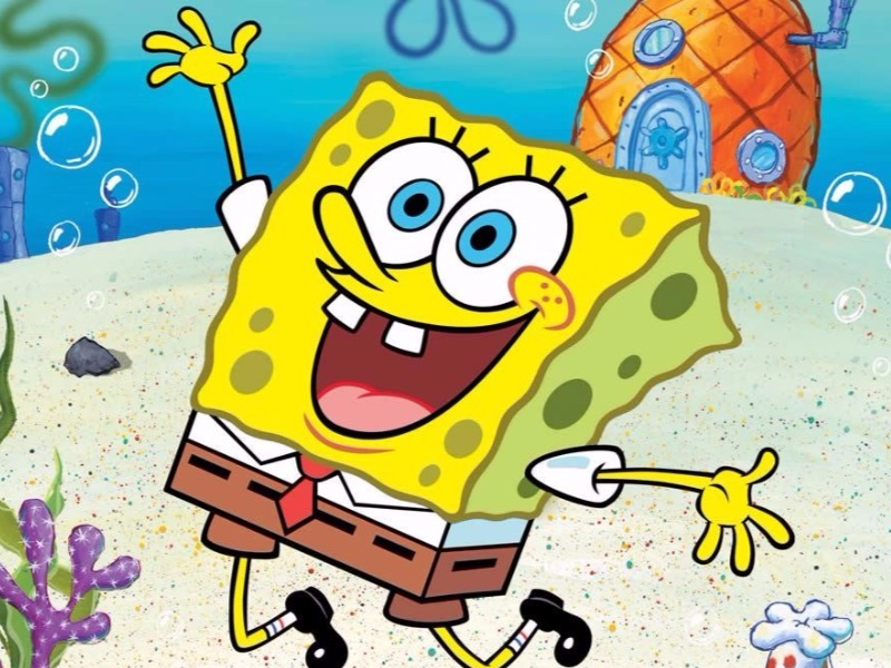 Most Annoying Kids' TV Characters SpongeBob