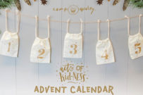 Camp Quality Advent calendar