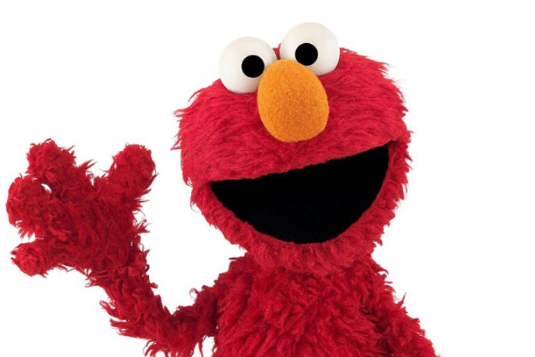 annoying kids' tv characters Elmo