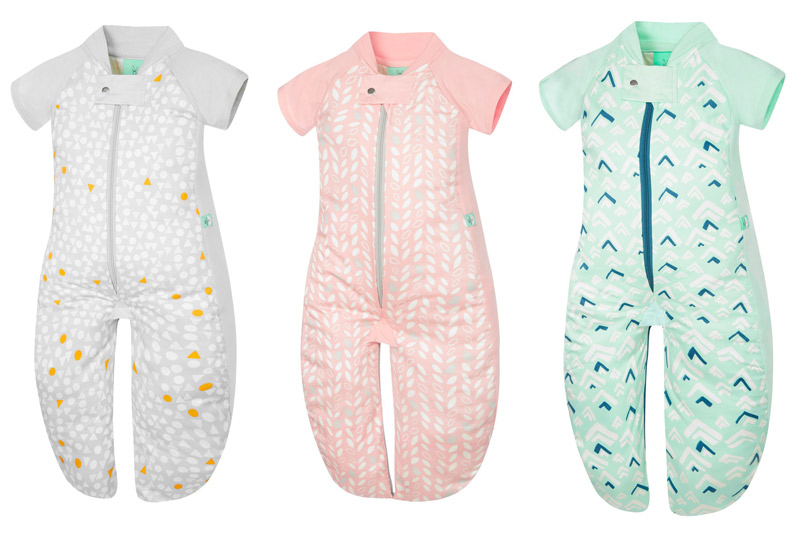 ergoPouch summer sleep suit bag review