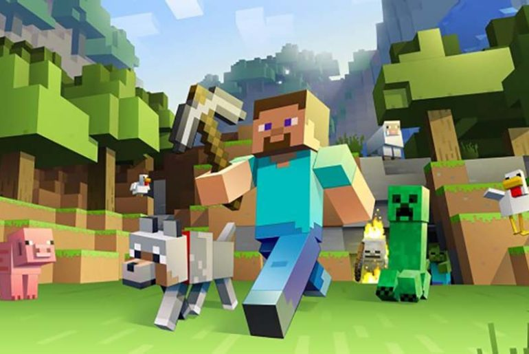 Minecraft in NSW schools