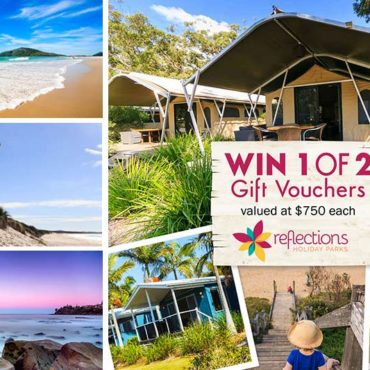 WIN a Family Escape at One of These Amazing Reflections Holiday Parks