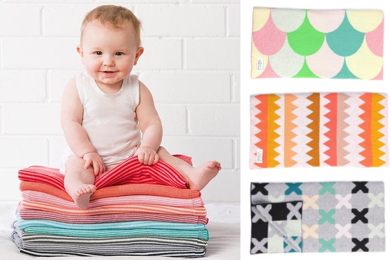 Uimi Baby Blankets
