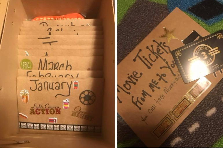 Grandma S Adventure Box Idea Is The Gift That Keeps On Giving