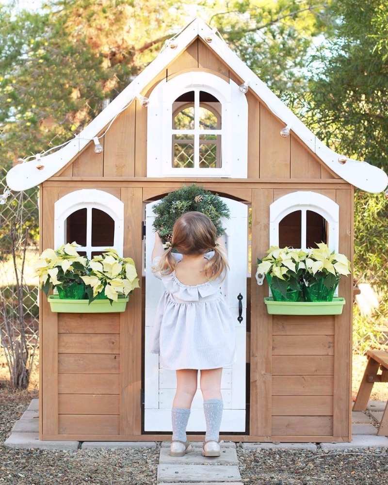 cute Kmart cubby house hacks