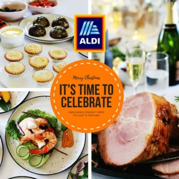 REVIEW: The Fancy ALDI Christmas Feast That Won't Bust Your Budget