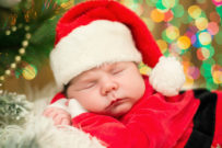 Christmas baby names for December babies