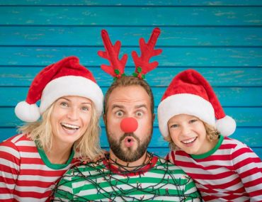 how to survive Christmas with kids