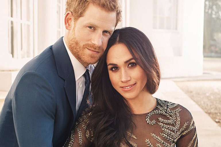 royal engagement photos Prince Harry and Meghan Markle official engagement photos