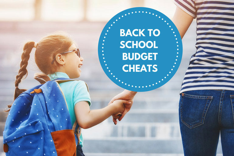 back to school budget buys