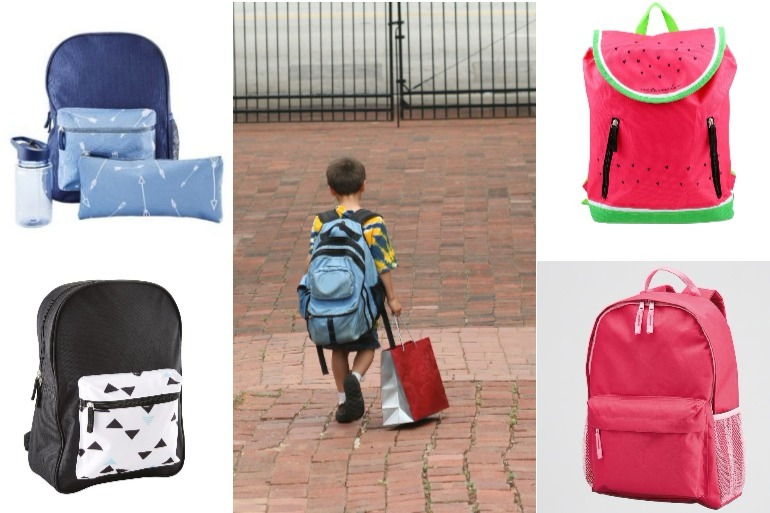 back to school bargains backpacks