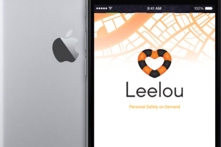 Leelou personal safety app