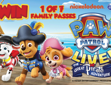 Paw Patrol Live competition