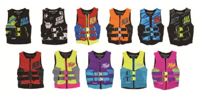 life jackets recalled