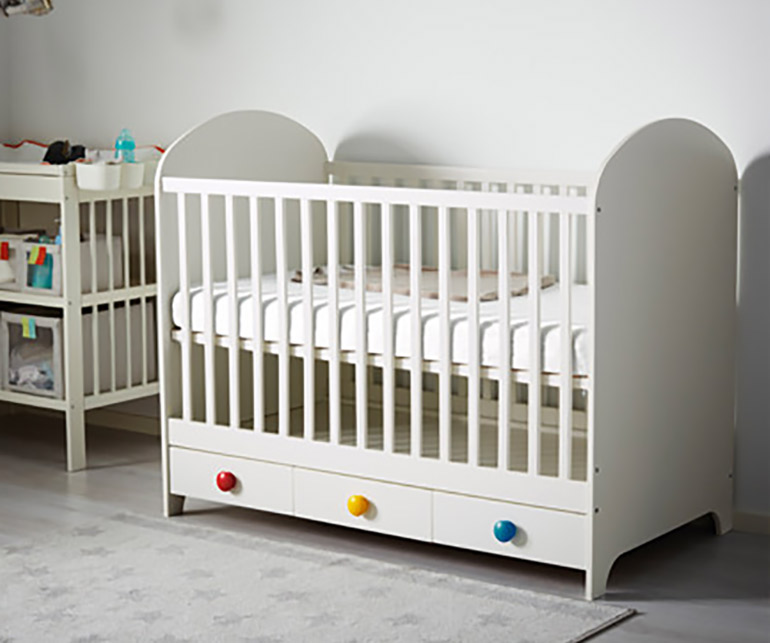 11 Brilliant Cots And Bassinets For Every Nursery Budget