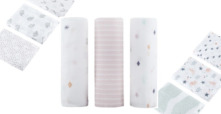 Kmart muslin wraps best baby shower gift ideas