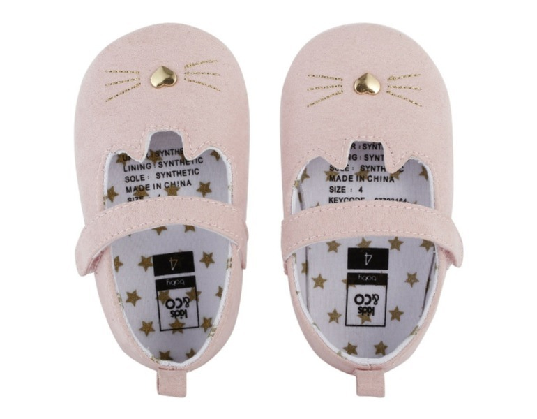 Kmart cat shoes baby