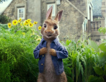Peter Rabbit accused of food allergy bullying
