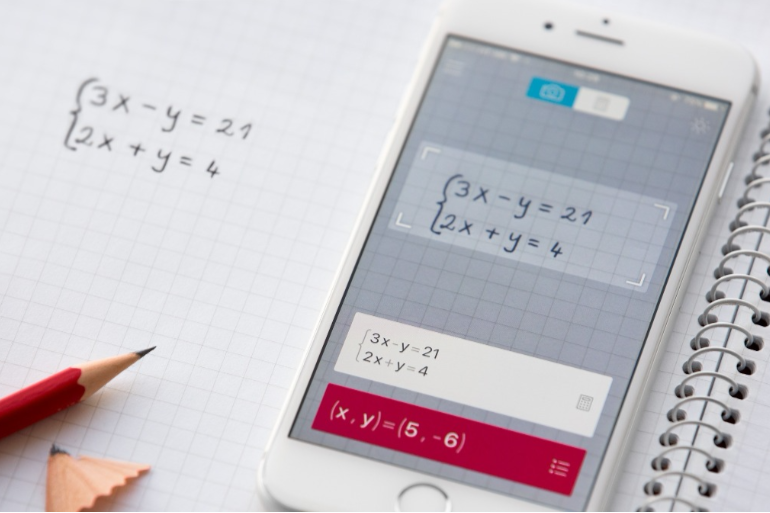 photomath app for parents who hate maths