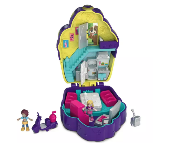 polly pocket return