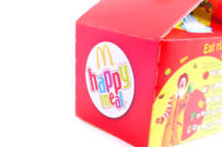 McDonald's Happy Meal changes