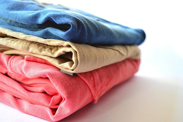 tips for washing clothes