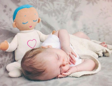 baby sleep products - Lulla Doll