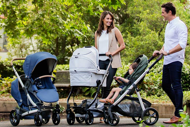 best prams Australia - Redsbaby Jive and Redsbaby Metro prams