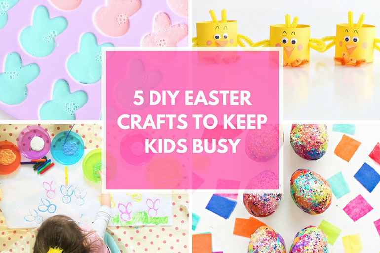 Easter craft feature image
