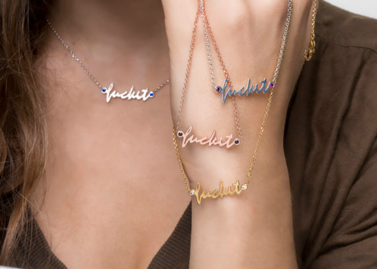 swear word jewellery