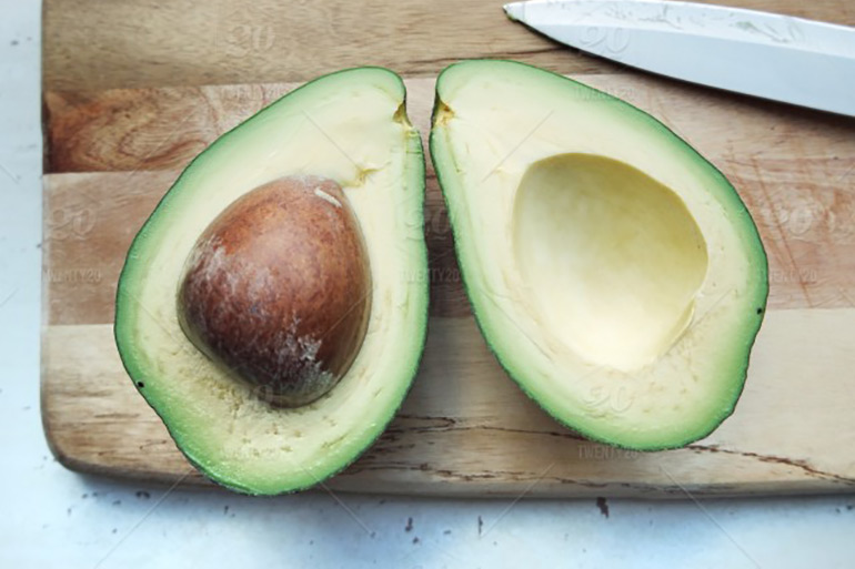 foods for tired mums - avocado