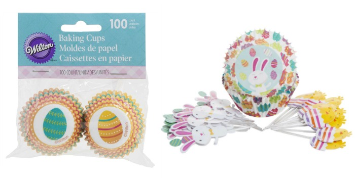 big w easter cupcakes