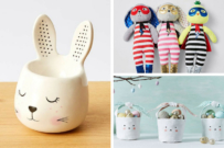 chocolate free Easter gift ideas for babies and kids
