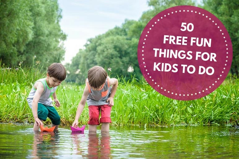 fun ideas for kids to do in school holidays