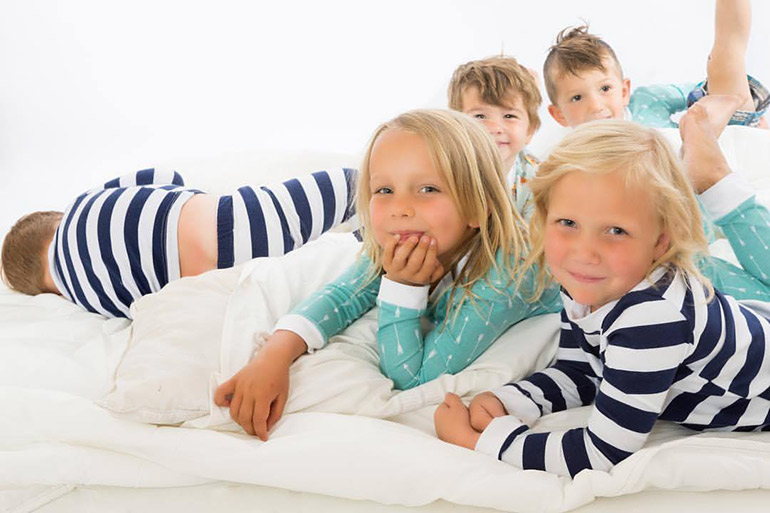 PEEjamas bedwetting sleepwear for kids