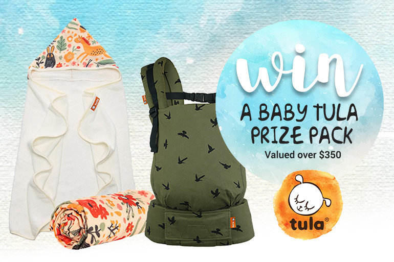 win a Tula prize pack