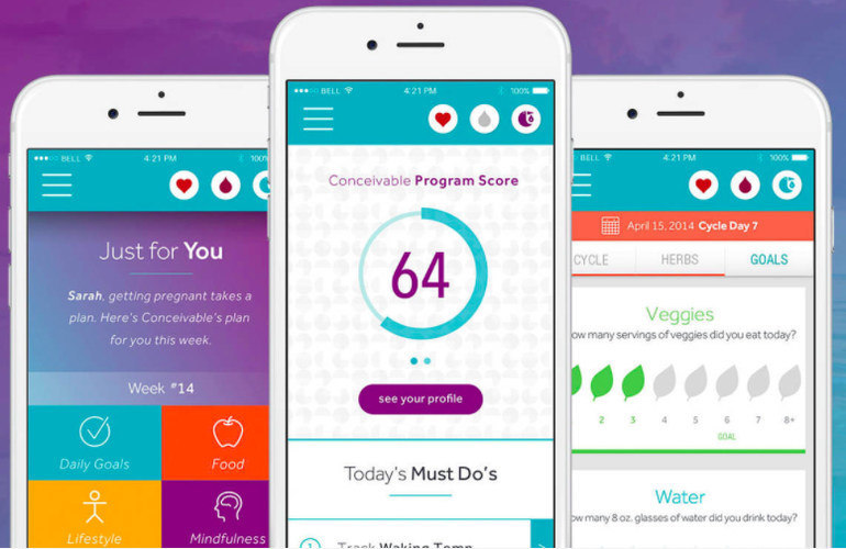What are the Best Apps for Getting Pregnant