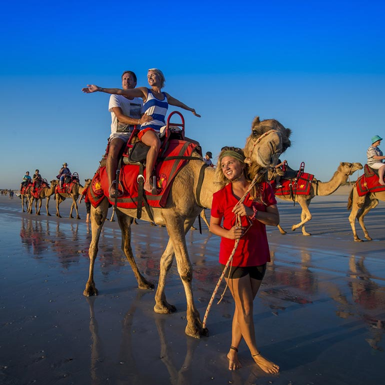 gift it now experiences camel rides
