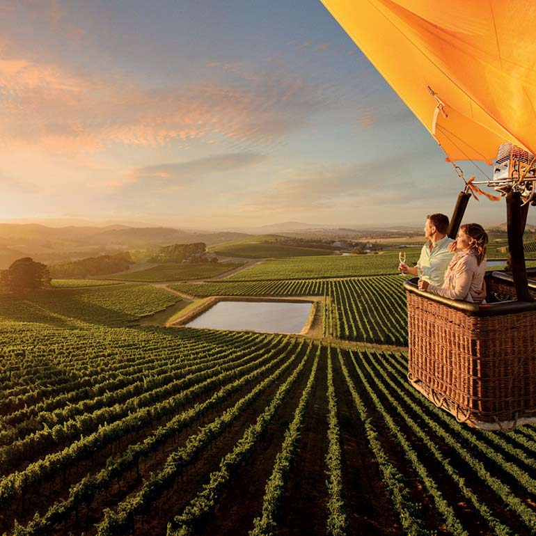 gift it now gift experiences hot air ballooning