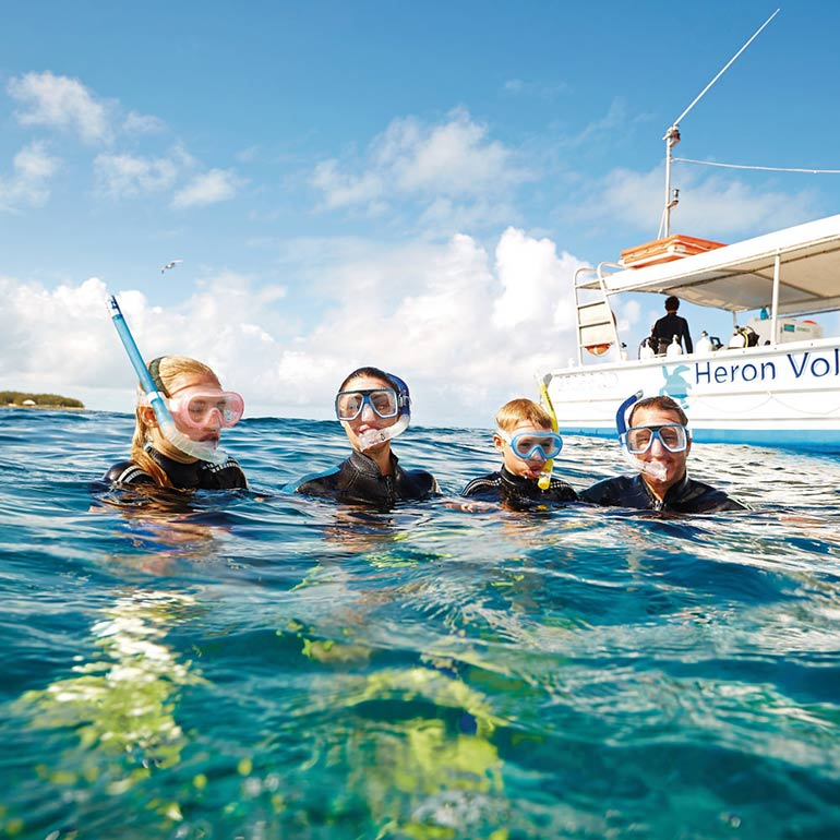 gift it now experiences snorkel tours