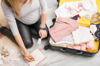 maternity hospital bag checklist for baby and mum