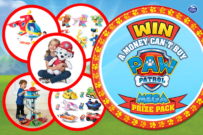 Paw Patrol toy giveaway