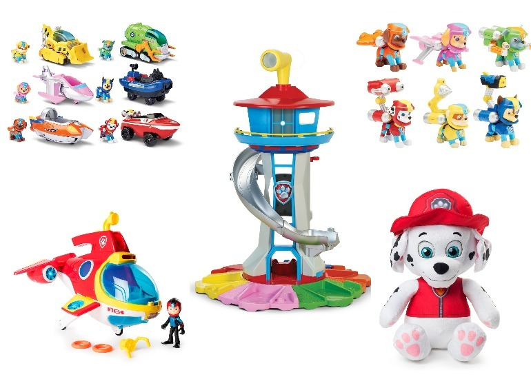 WIN a Money-Can't-Buy Paw Patrol Prize Pack, Valued at $520